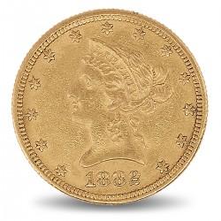 10 Dollars Liberty