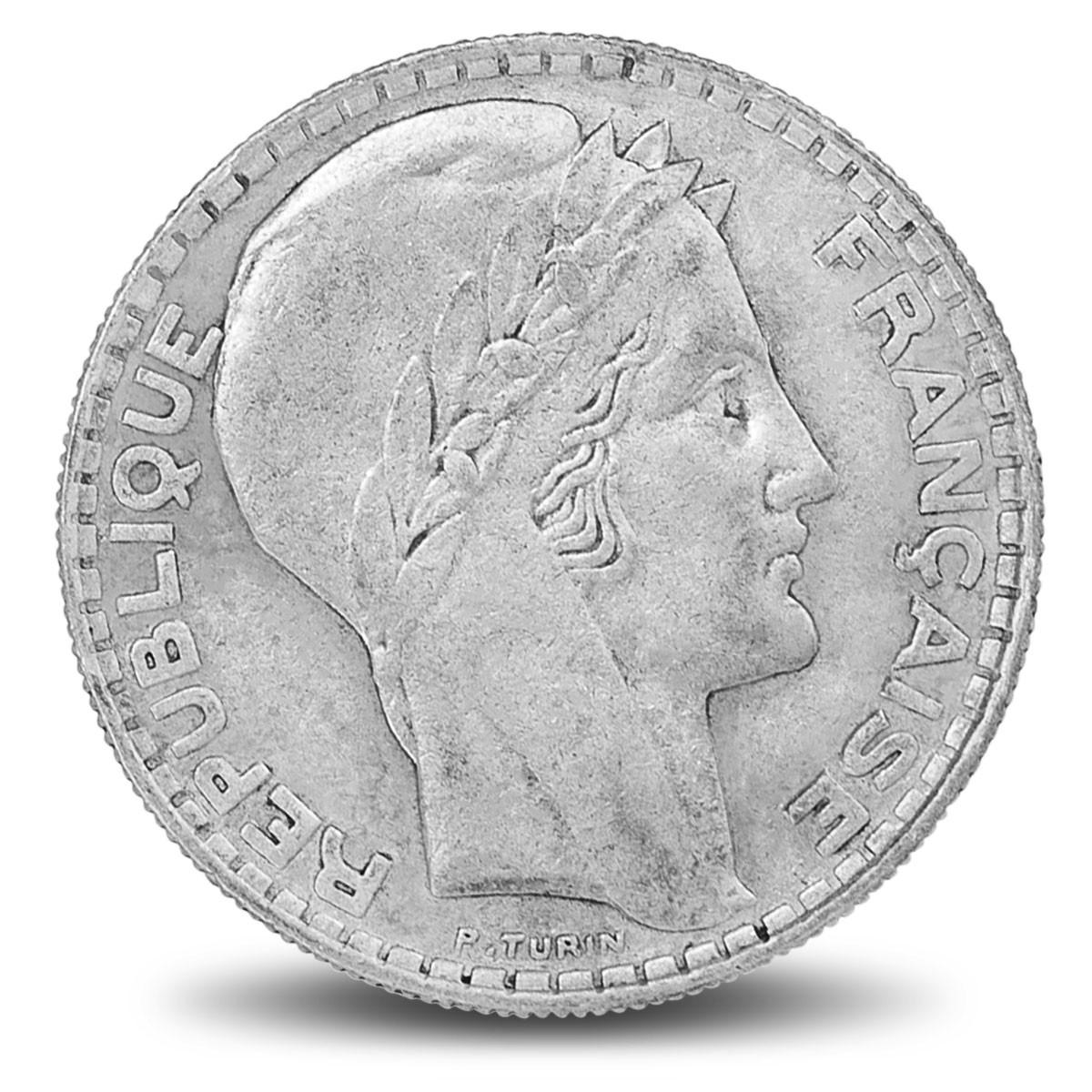 Pièces d'argent / 20 Francs Turin