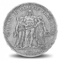 """5 Francs Hercule """"Ecu"""""""