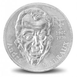 100 Francs pièces commémoratives