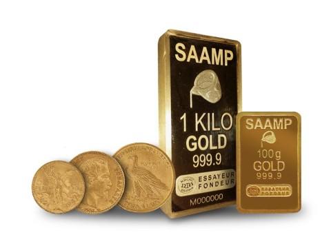 Acheter & Vendre de l'Or